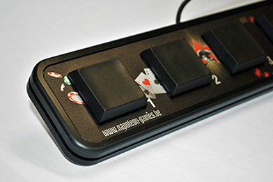 Special Napoleon games keyboard