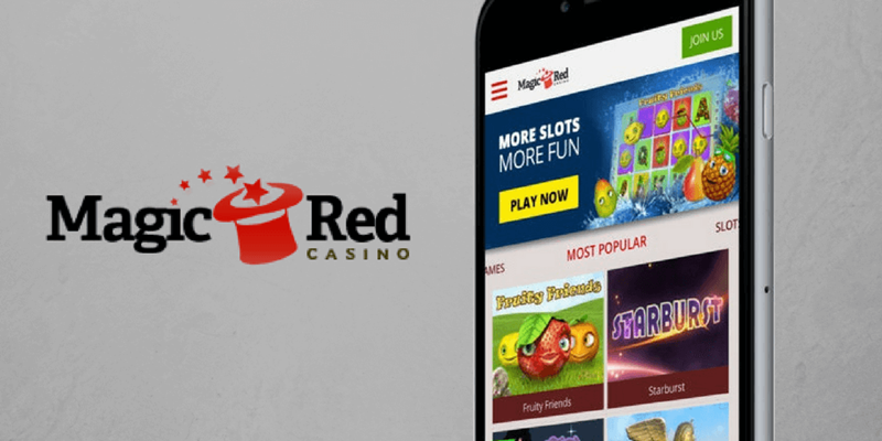 Magic Red Casino App