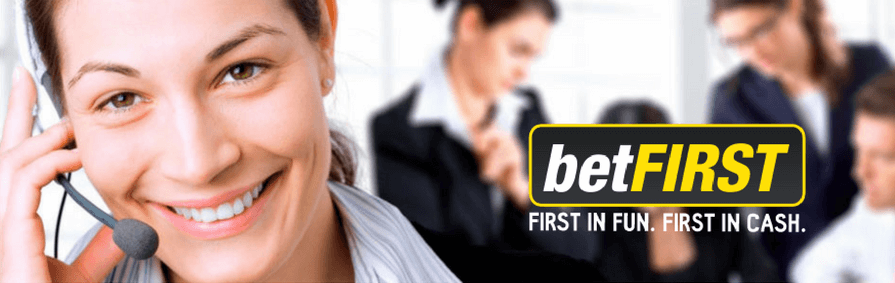 betFIRST review klantenservice