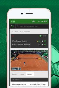unibet review app